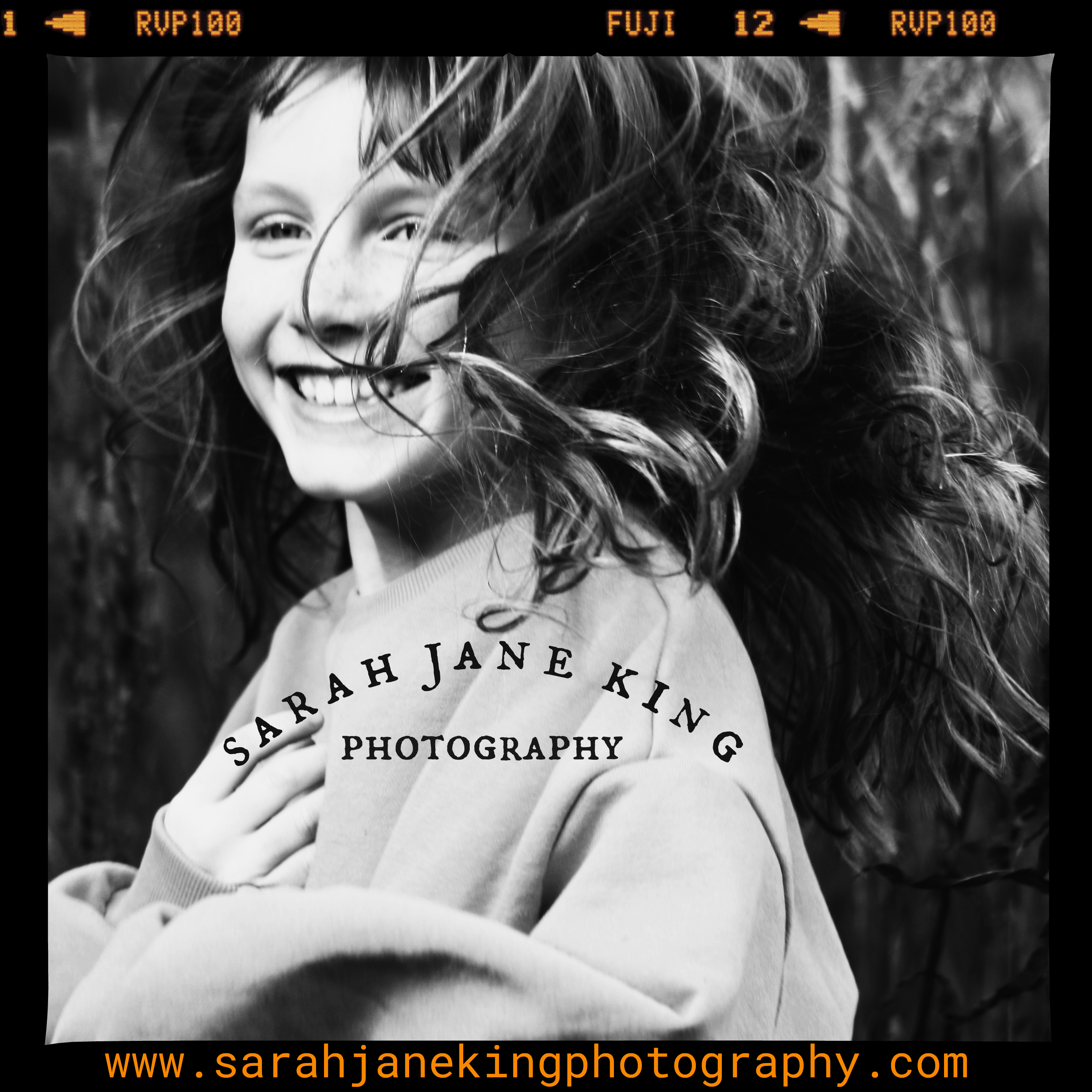 Sarah Jane King Photography Logo